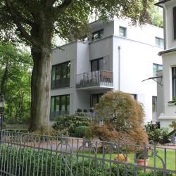 Neubau einer Stadtvilla in Hamburg
